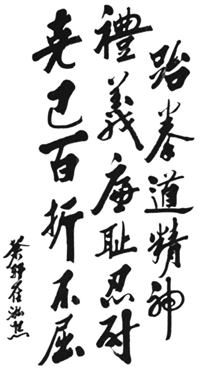 Tenets of Taekwon-do